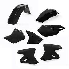 Acerbis Plastic Kit Black Enduro SUZUKI DRZ DR-Z 400 SM E S 2013 2014 2015