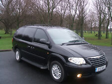 CHRYSLER VOYAGER REMANUFACTURED AUTOMATIC GEARBOX FITTED WITH WARRANTY