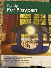 Furhaven pop Up Playpen Dogs And Cats Beach Tent