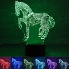 Pferde-Lampen fürs Arbeitszimmer
