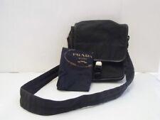 Auth MV13 Prada shoulder bag cross-body nylon