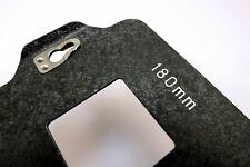 Mamiya Sekor 180mm Lens C330 C2 C3TLR Camera Waist Level Finder Mask