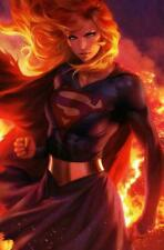 DC Comics Dark Nights Death Metal #3 Supergirl Artgerm Variant NM 8/11/2020