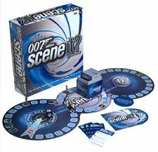 "007 Scene It ""  James Bond "" DVD Game ( 2004 )  hosted by John Cleese / 4 TOKENS"