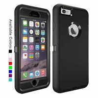 For Apple iPhone 6 & 6s Plus Case with | Belt Clip Fits Otterbox DEFENDER SERIES
