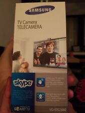 Samsung VG-STC2000 Skype Tv Camera #D1
