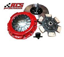 ACS Stage 3 Clutch Kit+Racing Flywheel for 07-09 Nissan 350z Infiniti G35 VQ35HR
