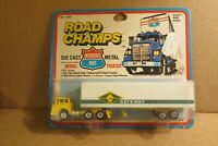 Road Champs, Gateway Simi Truck and Trailer  Vintage # 7369 series new old stock