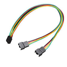 12 inch 4 pin PWM Fan Splitter Y Power Cable