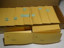 """150 Edge-punched Cards 3 """"x 7""""  for Friden Flexowriter system 2203"""