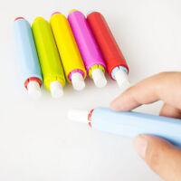 2X Chalk Holder Teaching Hold For Teacher Children Home Education On Board 9c Dz
