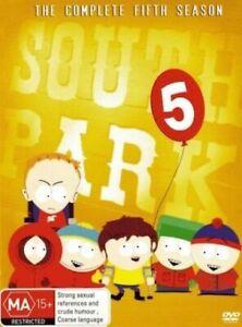 SOUTH PARK : Season 5 : NEW DVD Box Set