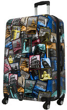 Koffer XL Groß New All City 77 cm Hartschale 4 Rollen Reise Trolley Bowatex
