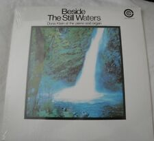 BESIDE THE STILL WATERS DONA KLEIN AT THE PIANO AND ORGAN VINYL LP ALBUM MONO EX