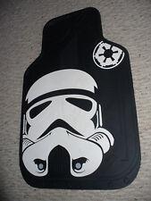 "1 Star Wars Stormtrooper Auto Car Rubber Floor Mat 25"" x 16.5"""