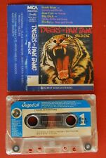 TYGERS OF PAN TANG WILD CAT RARE EXYU CASSETTE TAPE 2   NWOBHM