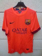 Maillot F.C BARCELONE BARCELONA 2015 NIKE camiseta shirt jersey away maglia S