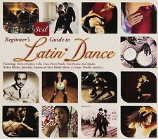 Principiante's Guide to Latin Dance (Matos, Bobby, pallida, Johnny) 3 CD NUOVO