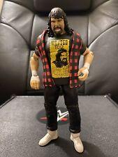 WWE Mattel Figure Lot Flashback Elite Mick Foley Wrestlemania 22 BAF Wrestling