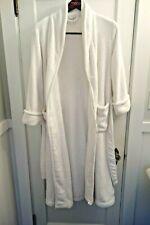 Charter Club Intimates Luxury Plush Long White Robe -  Small