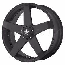KMC 17 x 7.5 Rockstar Car Wheel Rim 4x100 4x114.3 Part # KM77577598742