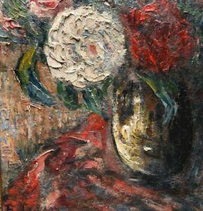 Tableau nature morte impressionnisme