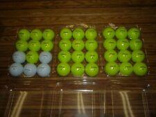 3 Dozen Used Titleist AVX Golf Balls in AAAAA Condition!