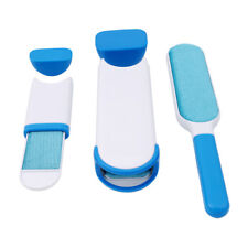 3in1 New Fur Wizard Pet Hair & Lint Remover Magic Cloth Fabric Brush Reusable