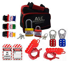 Asian LOTO Lockout/Tagout-LOTO kit - set of 8 kits