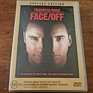Face/Off Special Edition R4 – FREE POST