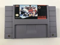 NHL Stanley Cup Game Hockey Super Nintendo / SNES Free Shipping