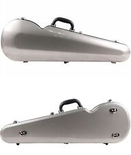 New Quality Fiberglass Violin Case 4/4 Full Size, US Seller!