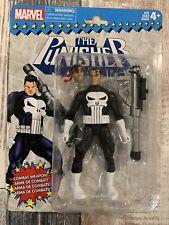 """Marvel Legends Vintage Retro The Punisher Action Figure 6"""" NIB"""