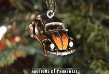 Hot Rod Custom Volkswagen Beetle Christmas Ornament VW Bug 1/64 Adorno Herbie
