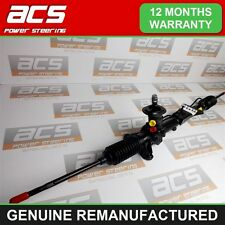 SEAT LEON MK1 1.8 20V 1999 TO 2005 GENUINE RECONDITIONED POWER STEERING RACK