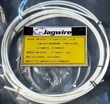 JAGWIRE HOUSING CABLE BRAKE SHIFTER COMPLETE KIT WHITE SUIT AVID SRAM SHIMANO