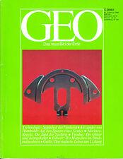 GEO – Das neue Bild der Erde – Ausgabe 2 / 1980