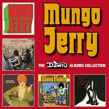 MUNGO JERRY - THE DAWN ALBUMS COLLECTION (5CD BOX SET)  5 CD NEW