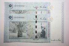 (PL) RM 50 ZB 0090563-64 UNC 2 ZERO MALAYSIA ZETI LOW NUMBER REPLACEMENT NOTE