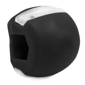 BLACK Jawline Exerciser Jawlineme Exercise Fitness Ball Neck Face Jawzrsize Jaw