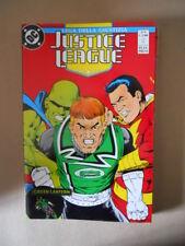 JUSTICE LEAGUE Lega della Giustizia n°9 1990 Dc Play Press  [G864]