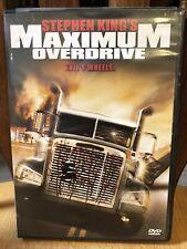 New ListingStephen King's Maximum Overdrive (Dvd, 2006) Emilio Estevez Great Classic Film!