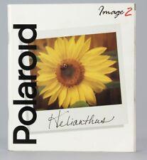 Polaroid Image 2 Mode d'emploi d'origine  (Réf#R-111)