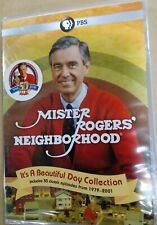 Mister Rogers Neighborhood: Its a Beautiful Day Collection (DVD, 2018)