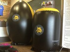 "R2 Paintball Inflatable Bunker 6ft ""Football"" Style 2 Pack Value Package"