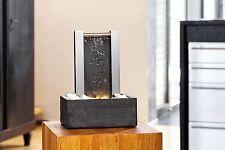 Moderne Deko-Brunnen, - Wasserwände & -säulen aus Edelstahl