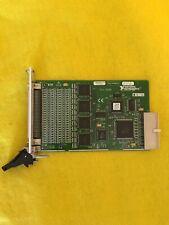 National Instruments Ni Pxi-6508 96 Bit 5V Ttl/Cmos Digital I/O 2.5mA Compactpci