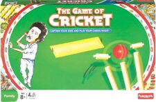 Funskool The Game Of Cricket  Board Game 2-4 Players Indoor Game Age 8+