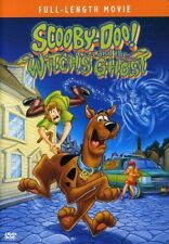 Scooby-Doo and the Witch's Ghost [New DVD] Ac-3/Dolby Digital, Amaray Case, Do
