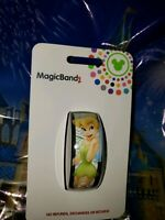 NEW DISNEY TINKERBELL WHITE Magic Band 2 Magicband Link Later Fairy Parks